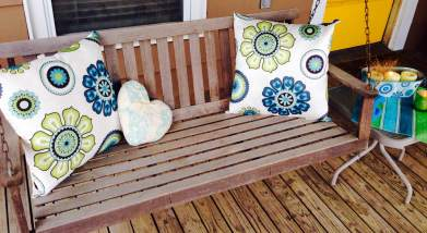proof of spring porch swing