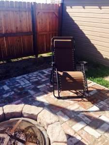 sunday peace anti gravity chair