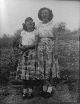 Mom and Annie