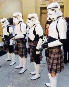 star wars day kilts