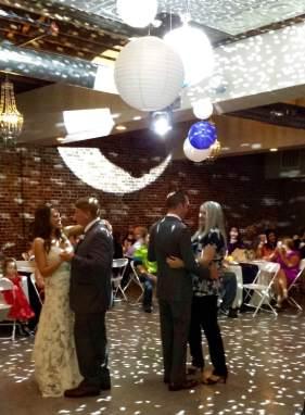 wedding parents dance