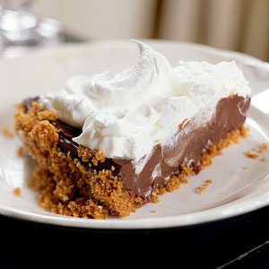 art of living chocolate pie