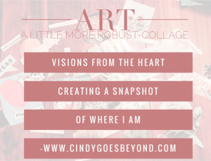 Visions of the Heart, Creating Vision Boards