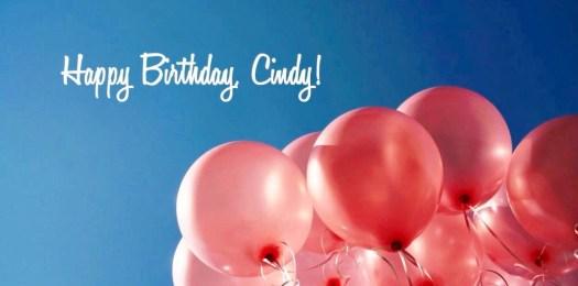 Happy Birthday Dear Me, Celebrating Who I Am