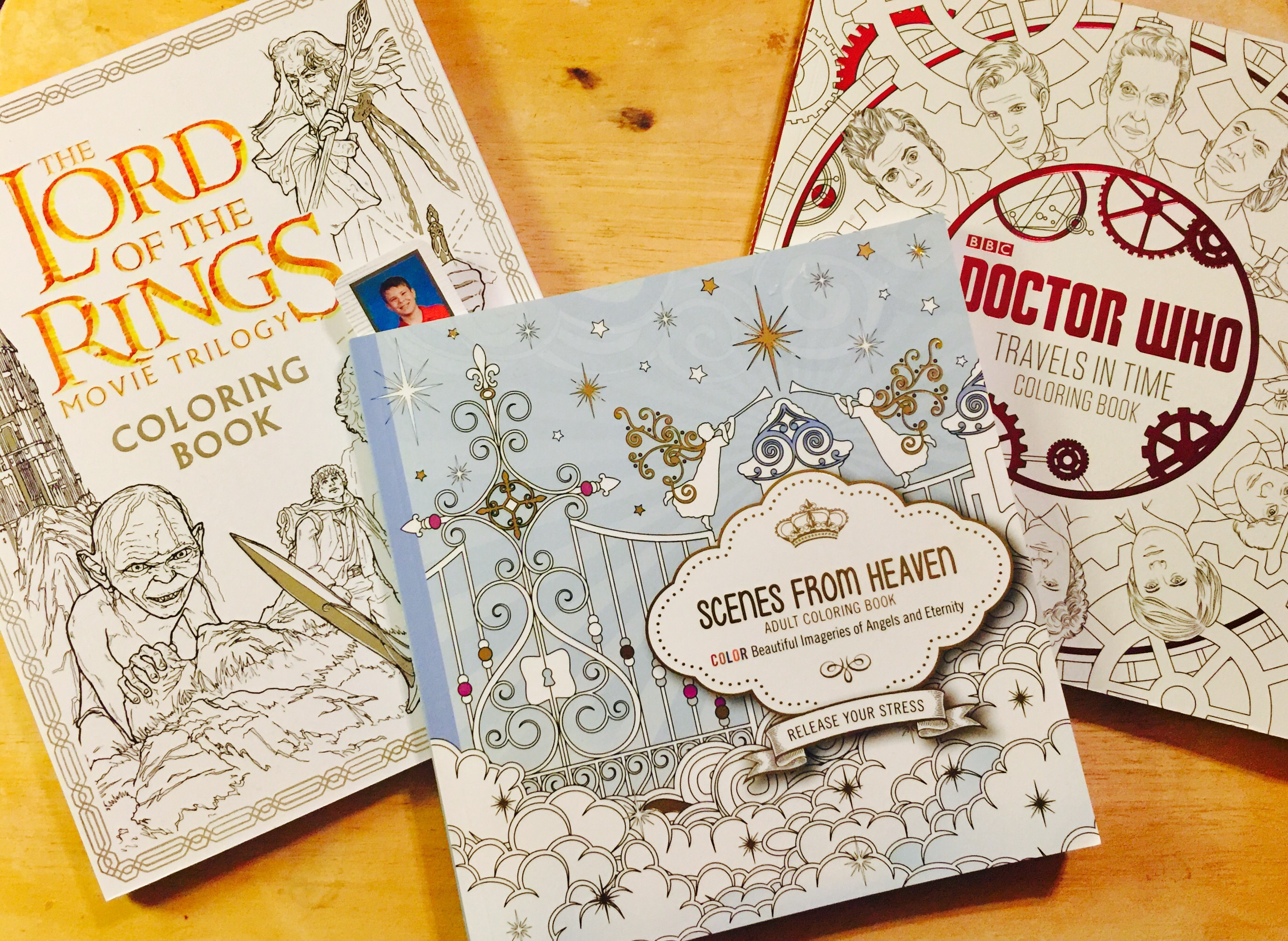 That Idea Stayed With Me The Rest Of Day As I Drove Home Well After Dark Thought About New Coloring Books Received For Christmas From Greg