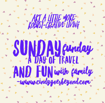 Sunday Funday, A day of travel and fun with family