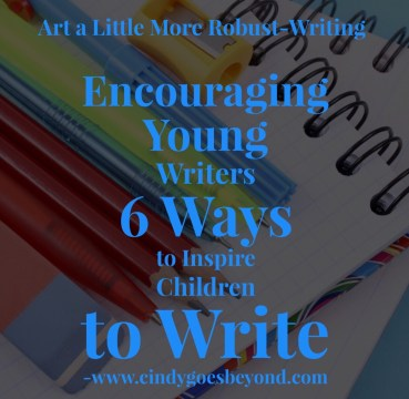 Encouraging Young Writers