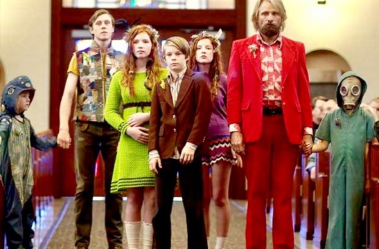 Movie Review: Captain Fantastic
