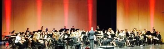 34th Annual Four State Honor Band