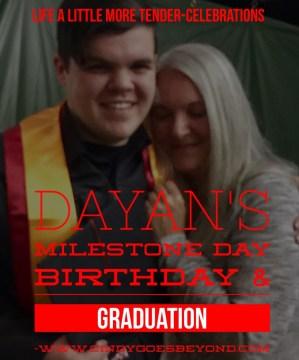 Dayan's Milestone Day