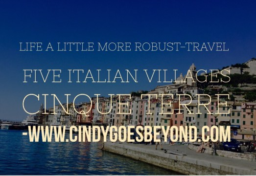 Five Italian Villages