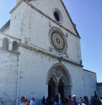 Visiting Assisi
