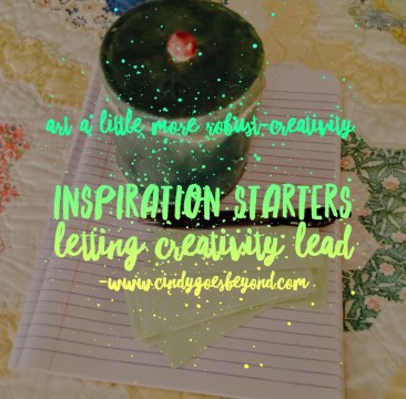Inspiration Starters