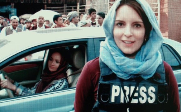 Movie Review: Whiskey Tango Foxtrot