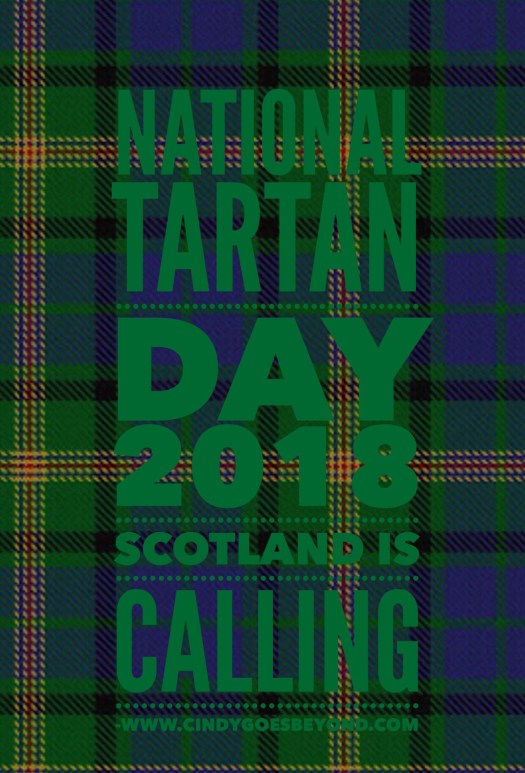 National Tartan Day 2018