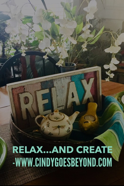 Relax...and Create