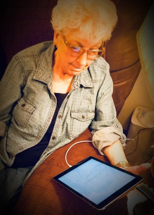 Mama Goes High Tech