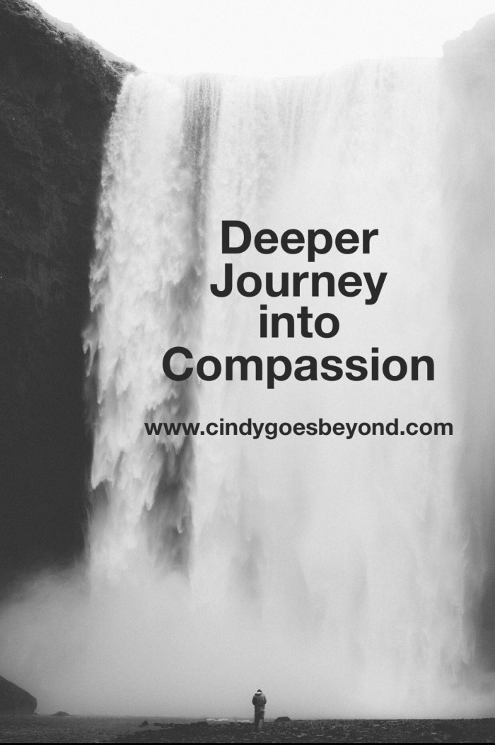 Deeper Journey into Compassion