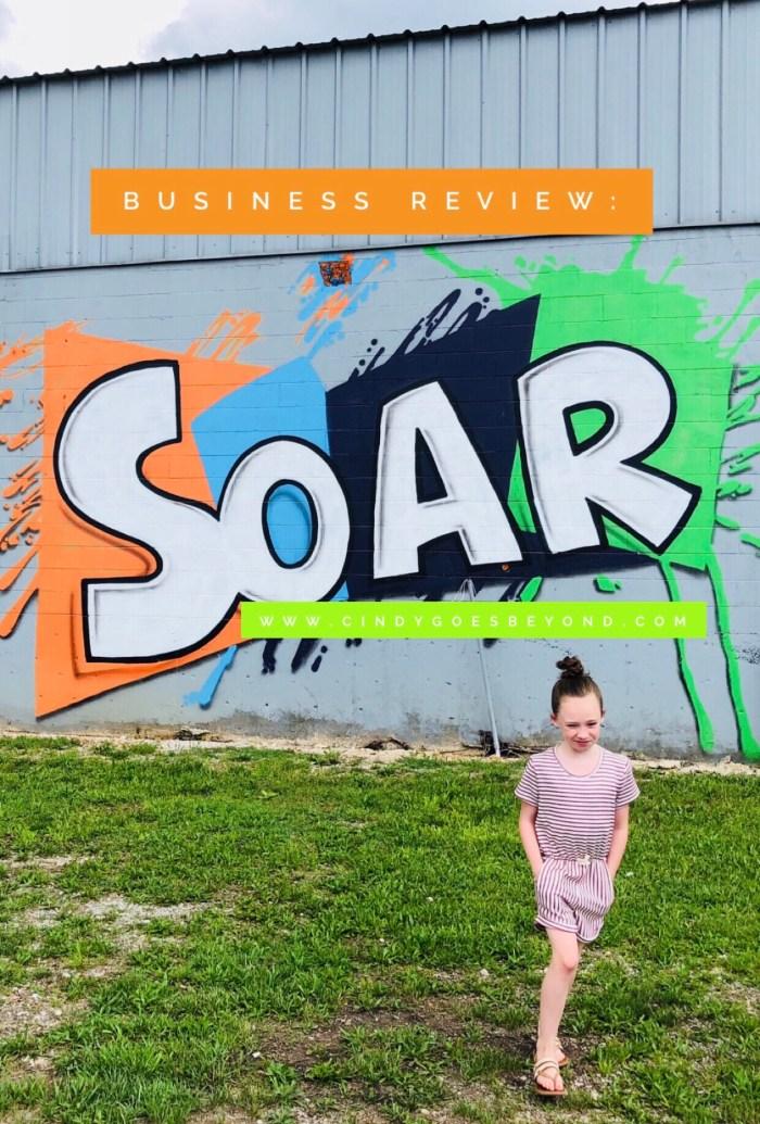 Business Review Soar Trampoline Park