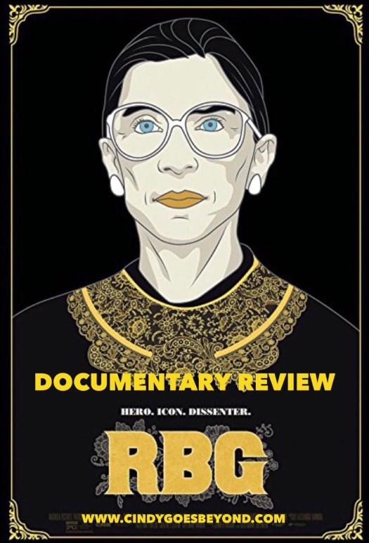 Documentary Review RBG