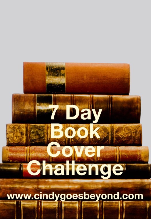 7 Day Book Cover Challenge