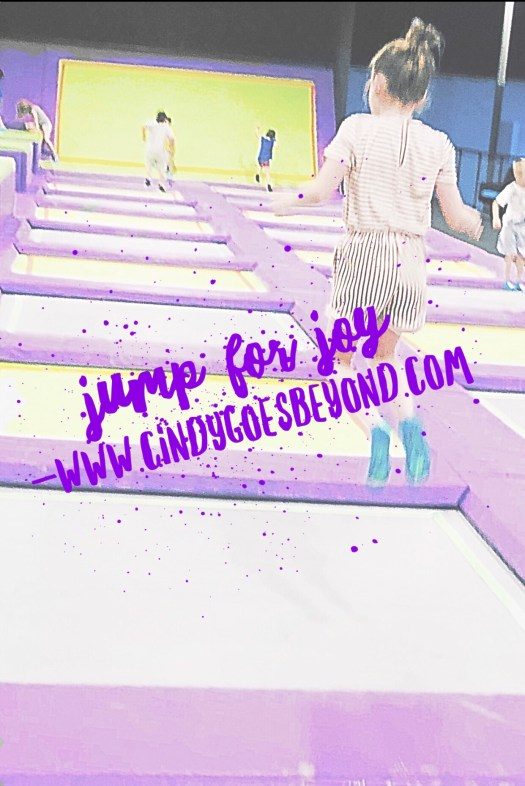 Jump for Joy