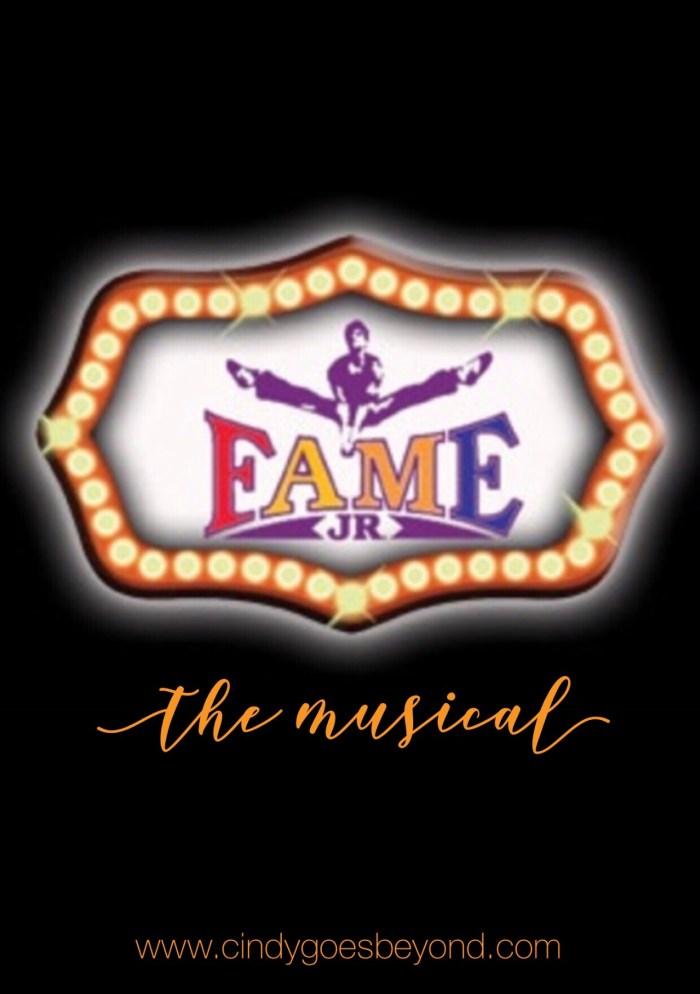 Fame JR The Musical