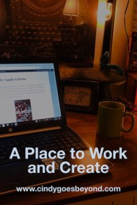 A Place to Work and Create