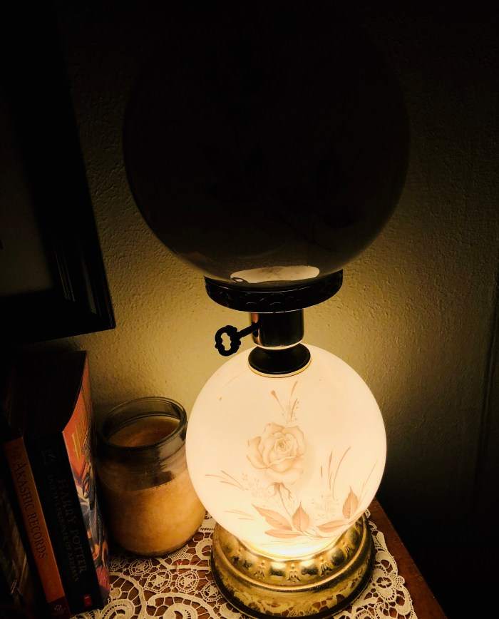 This Old Lamp of Mine