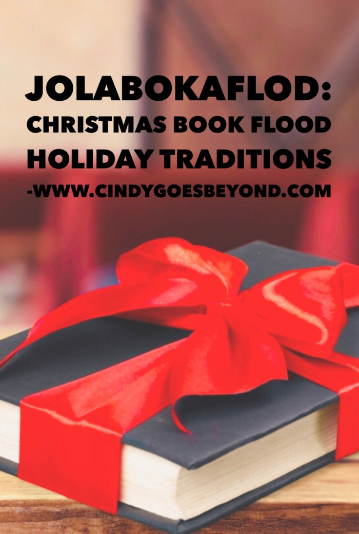 Jolabokaflod Christmas Book Flood
