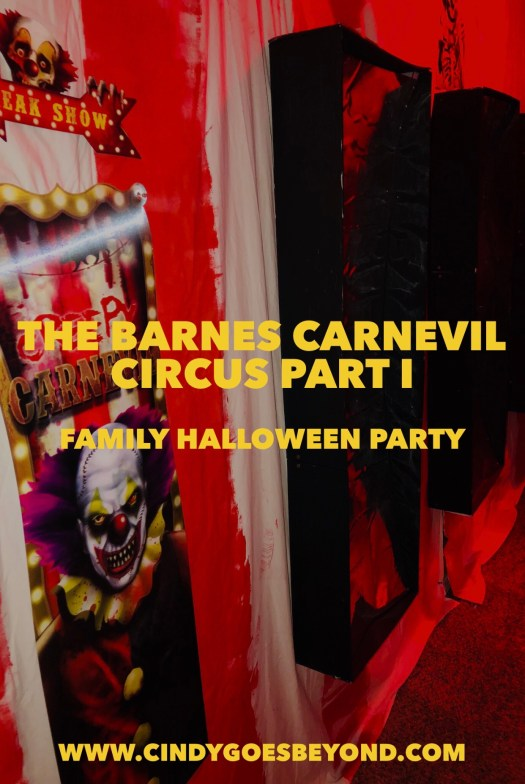 The Barnes Carnevil Circus Part I