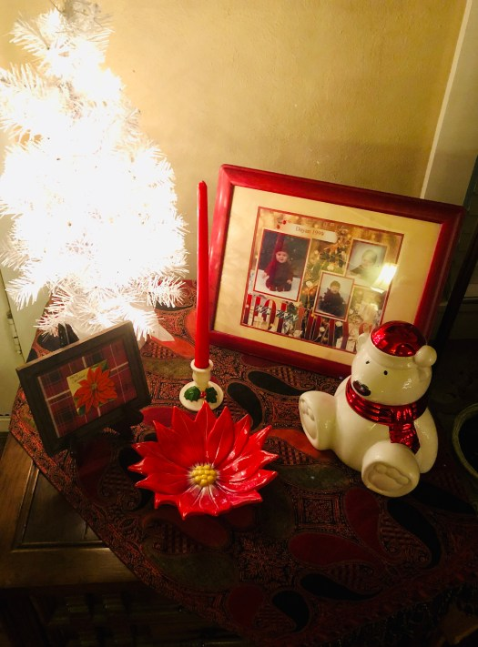 Decorating for Christmas with What You Have