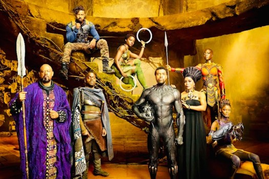 Movie Review Black Panther