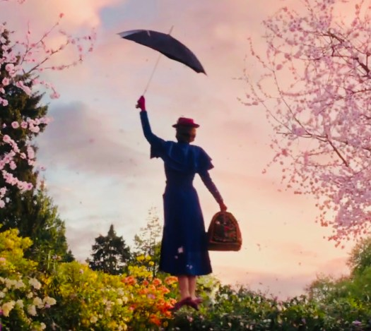 Movie Review Mary Poppins Returns