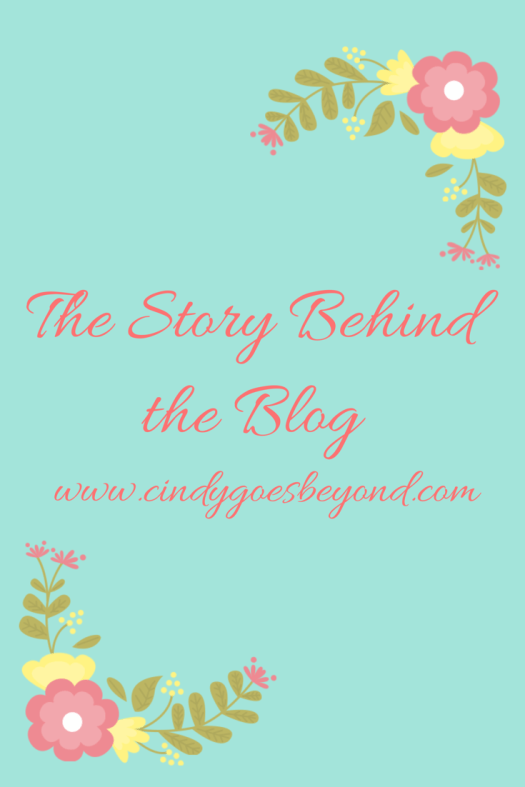 The Story Behind the Blog
