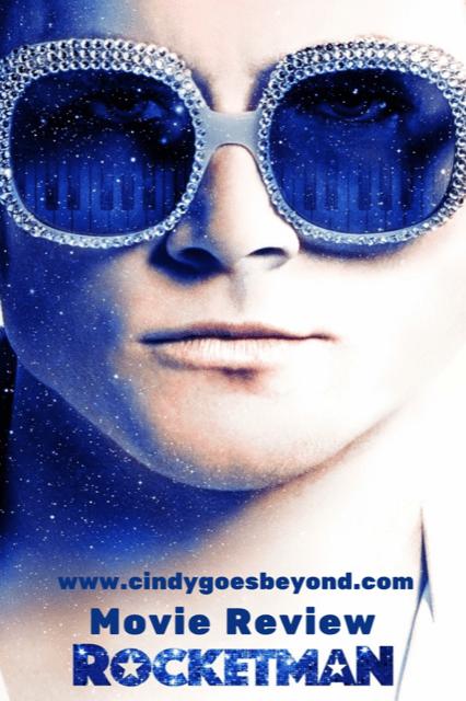 Movie Review Rocketman