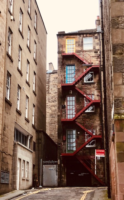 Apartments on Thistle Street