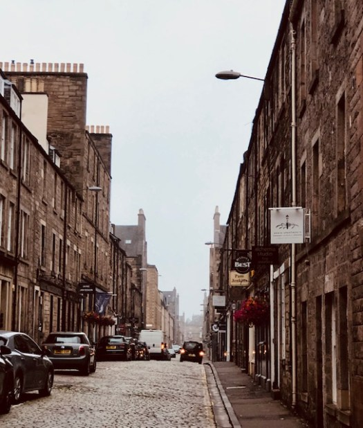 Thistle Street View