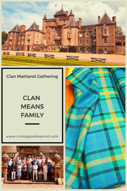 Clan Means Family title meme