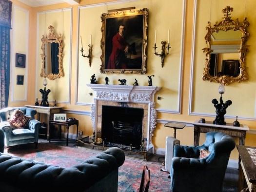 Lennoxlove Sitting Room