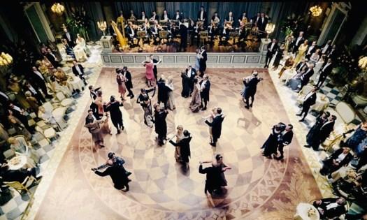 Downton Abbey Ballroom