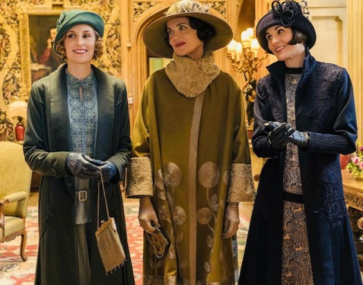 Lady Cora and her daughters