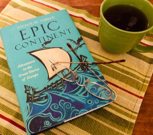 Epic Continent with Tea