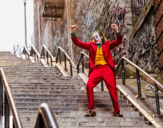 Movie Review Joker is born