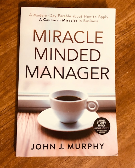 Miracle Minded Manager Book