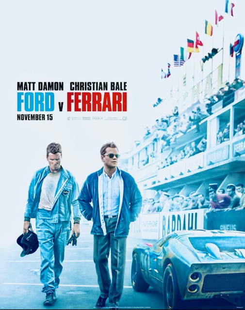 Best Picture Nominee Ford v Ferrari