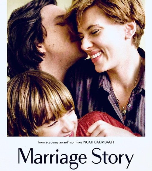 Best Picture Nominee Marriage Story