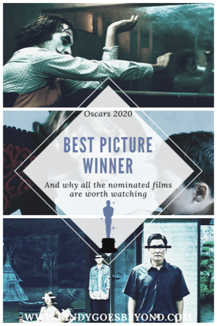 Best Picture Winner title meme