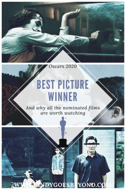 Best Picture Winner title meme