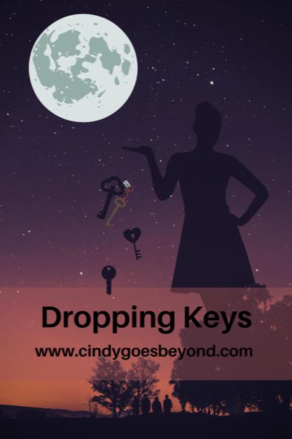Dropping Keys title meme